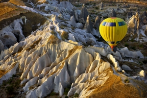 Cappadocia, Anatolia, Turkey http://www.shutterstock.com/pic-68448787/stock-photo-hot-air-balloon-flight-over-  cappadocia.html?src=wv37HlQ7T-6XUKxURo7D_Q-1-71