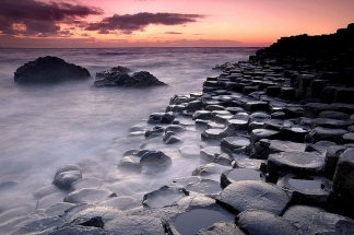 Giant's Causeway, Antrim, Northern Ireland, U.K. https://www.flickr.com/photos/vincent0923/267377910/