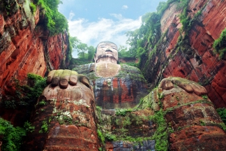 Giant Buddha, Leshan, China http://www.shutterstock.com/pic-43053589/stock-photo--leshan-grand-buddha-is-a-famous- cultural-and-historical-spot-in-sichuan-leshan-china-which-is.html?src=nctYIUrj8js- _594xBqIWw-1-2